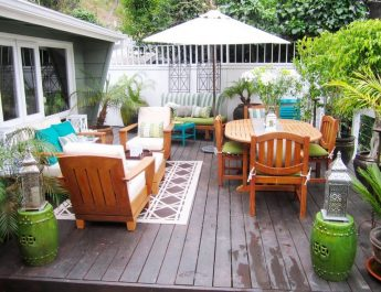 How to create the perfect summertime outdoor space Outdoor Home 4 345x265