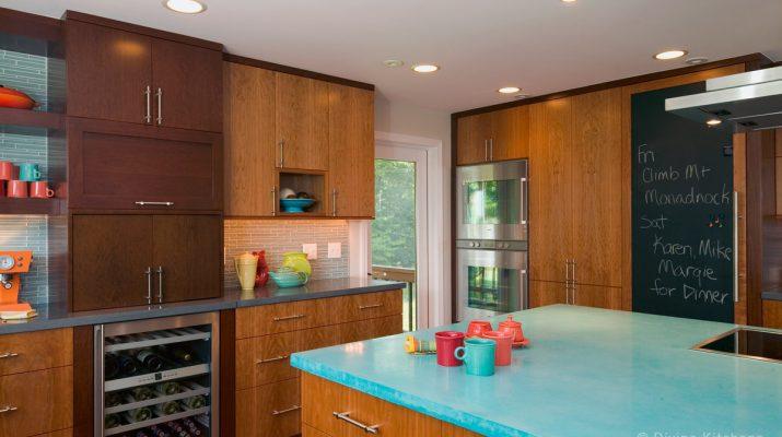 10 Modern Design Kitchen Ideas kitchen arcand gallery4 715x400