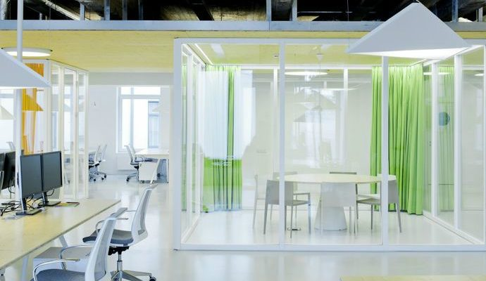 capa  WIX Lithuania: Office Designed by Inblum Architects capa 690x400