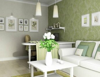 small living rooms  10 Tips to Decorate Small Living Rooms small living rooms1 345x265
