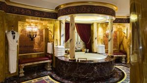 Arabian-style-luxury-gold-bathroom-Best-bathrooms-decor-of-the-world-design-in-vogue-trends Arabian style luxury gold bathroom Best bathrooms decor of the world design in vogue trends 300x169