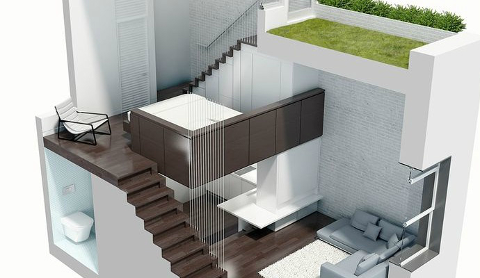 Manhattan Micro-Loft