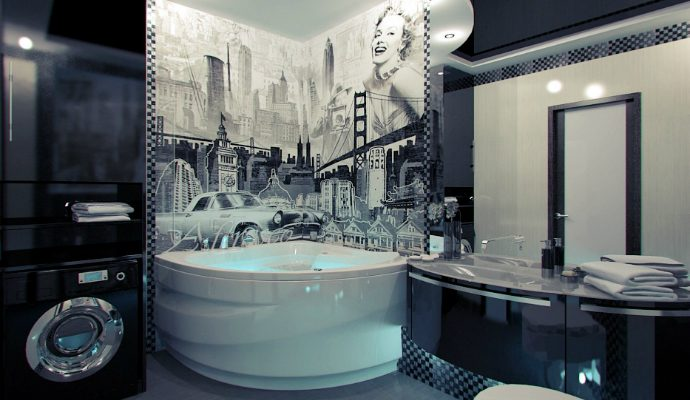Top 5 Luxury Bathrooms Around The World Best Design Projects