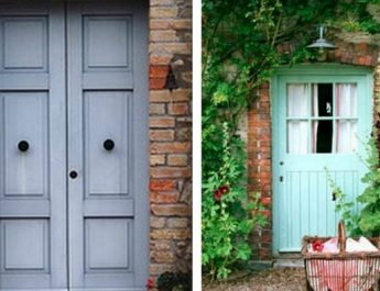 front-doors-2  6 UNUSUAL HUES FOR PAINTING YOUR FRONT DOOR front doors 2 345x265