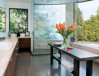 the-master-bath-is-fresh-and-spacious  Ideas to Make your Bathroom Looking Amazing the master bath is fresh and spacious 345x265