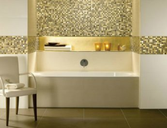 Wall Tiles Inspiration for your Bathroom bathroom wall tile feature image 345x265