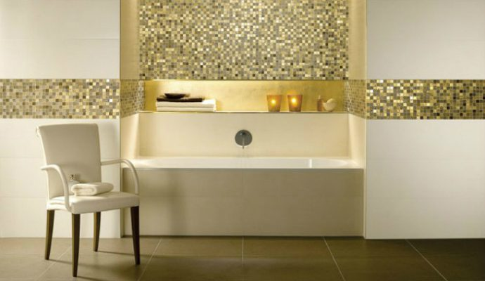 Wall Tiles Inspiration for your Bathroom bathroom wall tile feature image 690x400