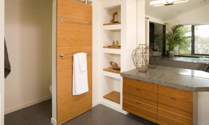 10 wishlist items to create a modern master bathroom