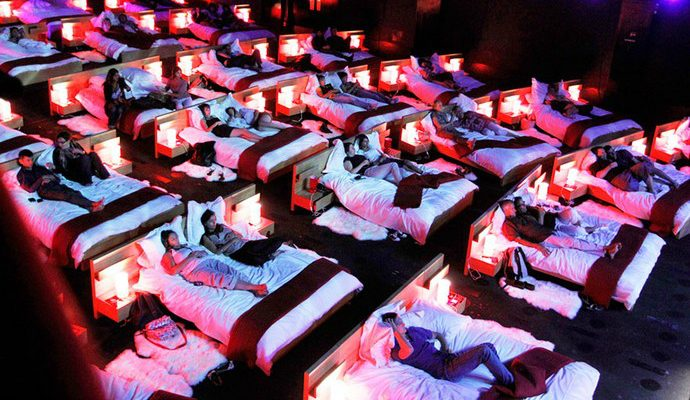 Top 25 Design Cinemas Around the World