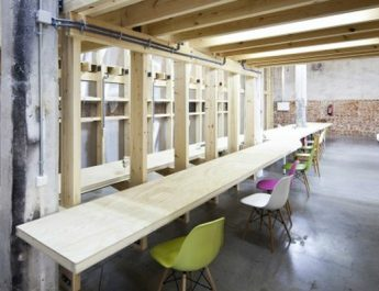 Factoría Cultural - A Sustainable Design Office in Spain
