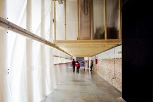 Factoría Cultural - A Sustainable Design Office in Spain  Factoría Cultural – A Sustainable Design Office in Spain 54ed2d65e58ece5dcd000058 factor a cultural in matadero madrid office for strategic spaces portada 02  simona rota 530x353 300x200