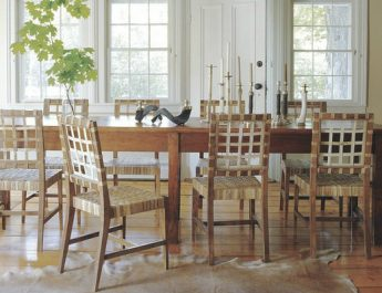 Amazing Rustic Farmhouse Dining Tables  Amazing Rustic Farmhouse Dining Tables 91 345x265