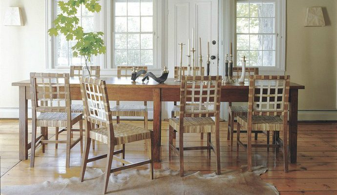Amazing Rustic Farmhouse Dining Tables  Amazing Rustic Farmhouse Dining Tables 91 690x400