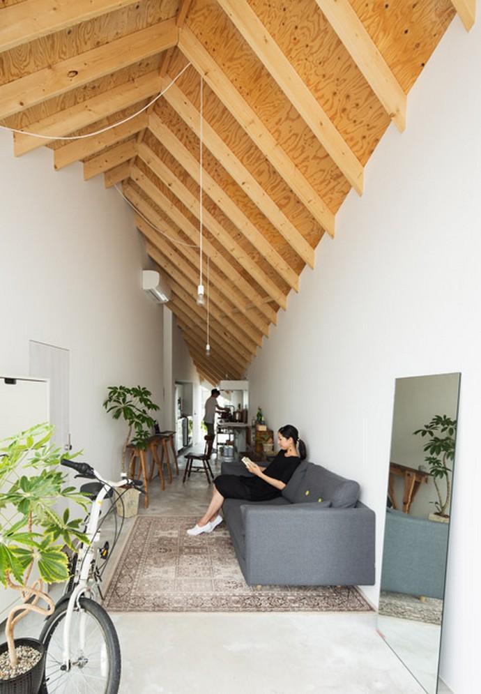 Art House Building Design A Diamond-shaped Plan-Alphaville ...