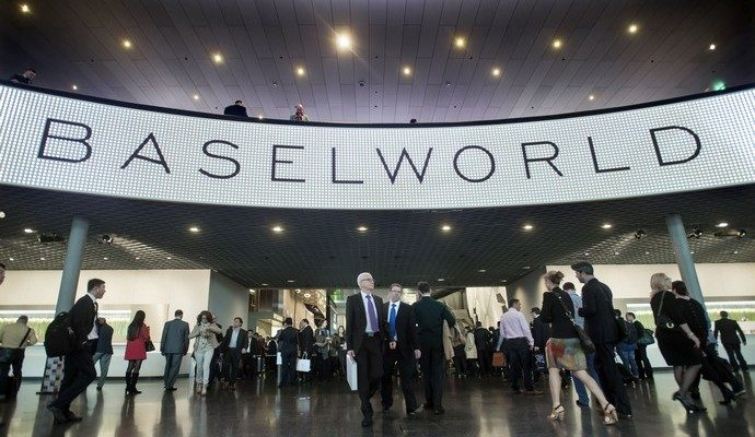 Best Design Stands at BaselWorld 2015 Best Design Stands at BaselWorld 2015 91 690x400