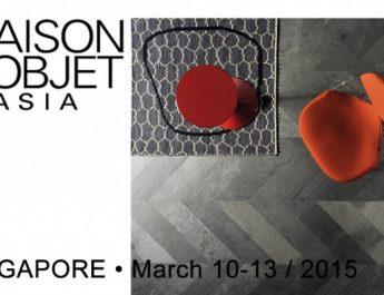 Top 10 Interior Design Brands at Maison&Objet Asia  Top 10 Interior Design Brands at Maison&Objet Asia Ceramiche Coem MaisonObjet Asia 10 13March2015 2 1024x648 345x265