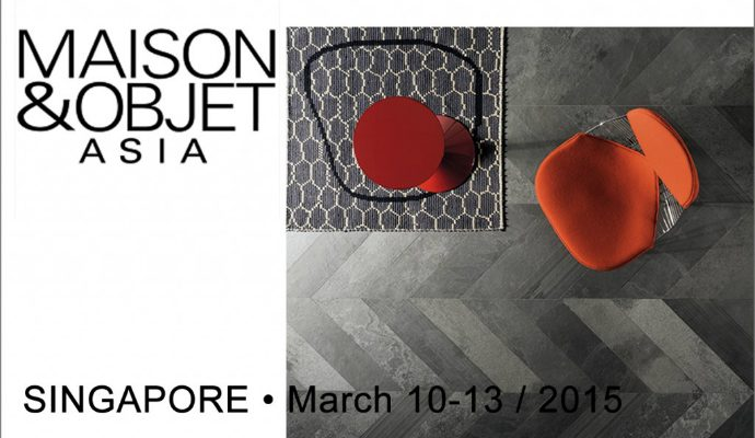 Top 10 Interior Design Brands at Maison&Objet Asia  Top 10 Interior Design Brands at Maison&Objet Asia Ceramiche Coem MaisonObjet Asia 10 13March2015 2 1024x648 690x400