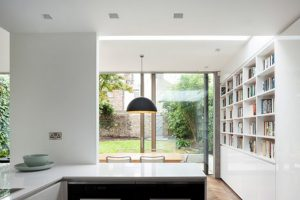 Beautiful Glazed House Feels Like a Garden's Extension  Beautiful Glazed House Feels Like a Garden's Extension Ormond Road GKMP Architects house extension dezeen 468 0 300x200