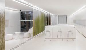 "Poland's ""Apartment of the Future"" Architecture Design  Poland's ""Apartment of the Future"" Architecture Design Polands Futuristic Residential Architecture Design 4 300x174"