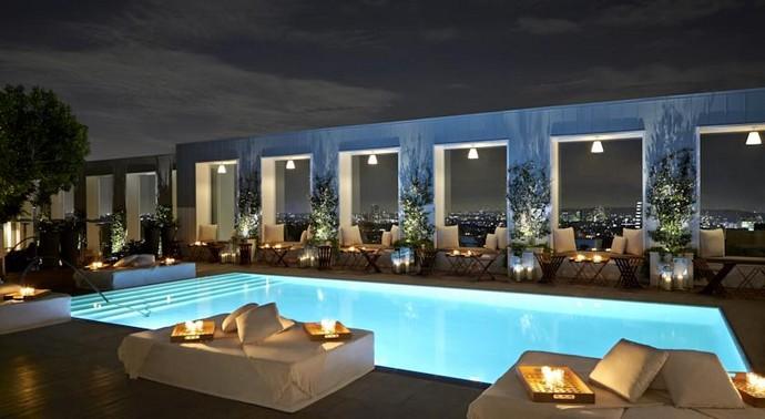 Best Design Hotel Project Mondrian La 10 Best Design Hotel