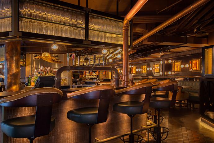 The best interior bars during decorex