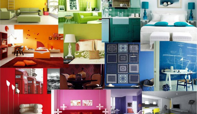 Interior Design Color Trends 2016