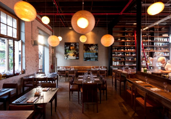 TOP 8 most beautiful restaurants in South Africa - 1