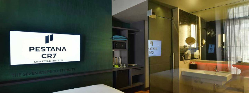 Fans of CR7 can now have fun in Pestana CR7 Lisboa!