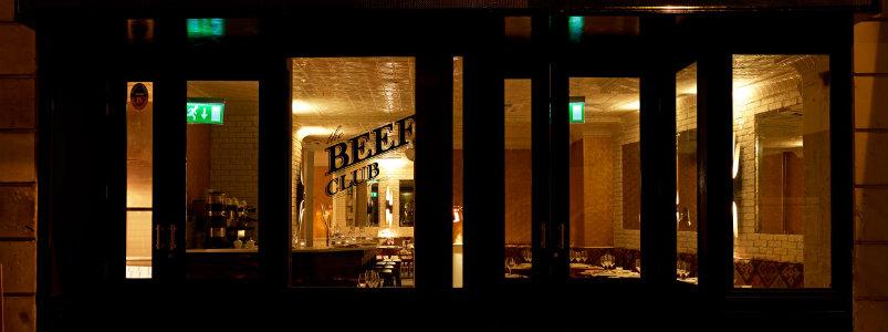 Le Beef Club, a must-visit restaurant at Paris