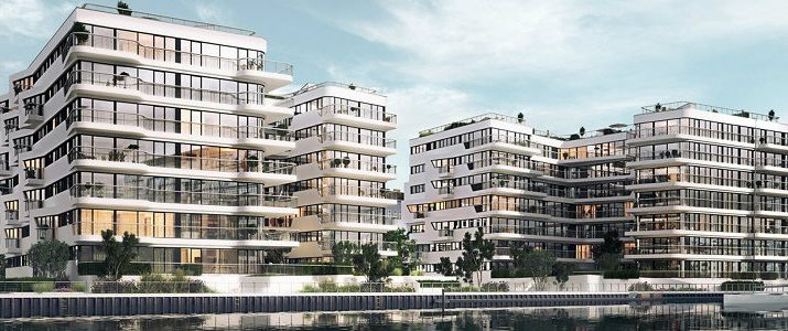 Wave Building by graft Meet the innovative Wave Building by Graft Wave copyright bauwerk capital 715x300