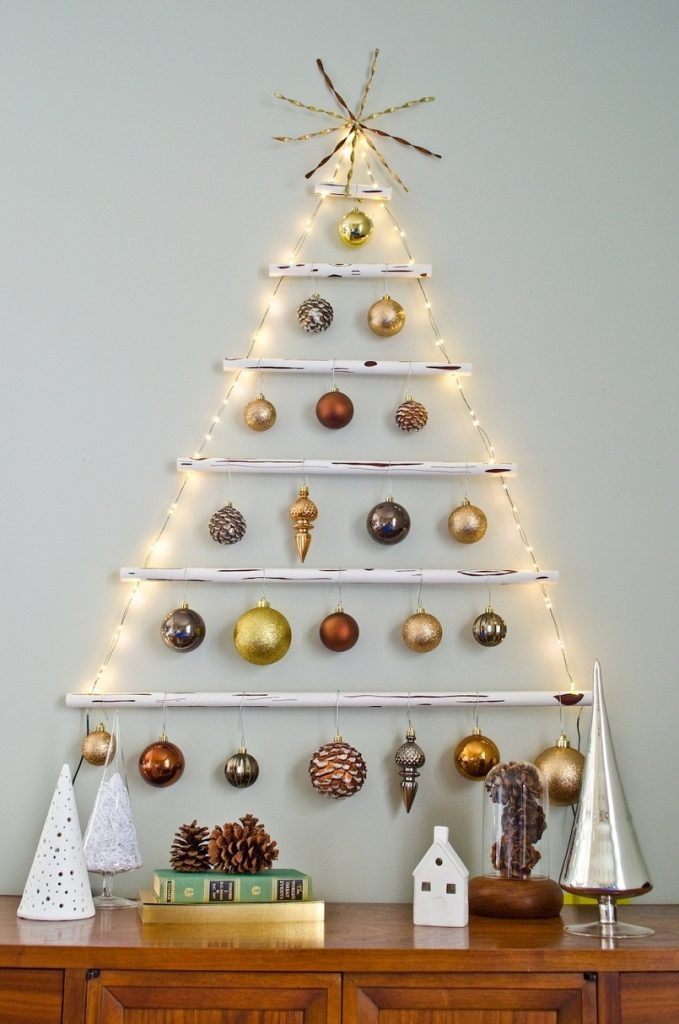 Christmas decor for a small apartment -  Stunning Christmas Decor Ideas For Small Apartments To See More Best Design Projects Ideas Visit