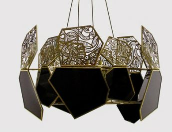 chandelier collection Glamorous Chandelier Collection by KOKET feat 16 345x265