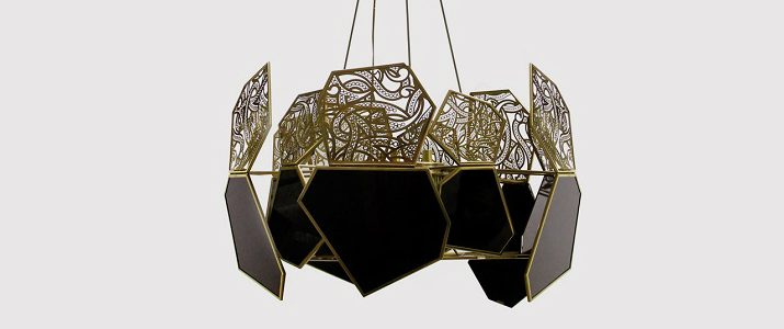 chandelier collection Glamorous Chandelier Collection by KOKET feat 16 715x300