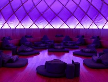 Relax at Inscape: The Perfect Meditation Studio in New York City ➤To see more Best Design Projects ideas visit us at www.bestdesignprojects.com/ #bestdesignprojects #homedecorideas #interiordesignprojects @BestDesignProj the perfect meditation studio in new york city Relax at Inscape: The Perfect Meditation Studio in New York City feat 2 345x265