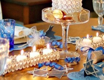 Stylish Menorahs hanukkah celebration Elevate Your Hanukkah Celebration with 12 Stylish Menorahs feat 5 345x265