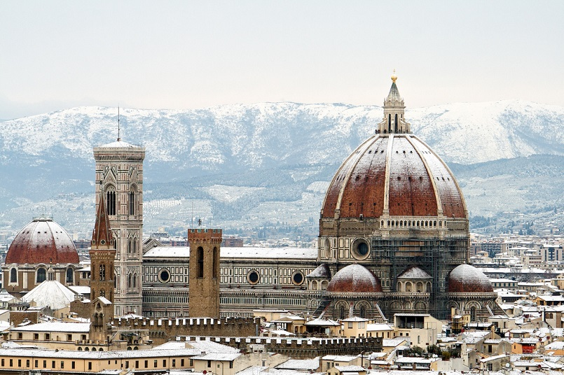 Snow-Covered Architectural Iconic Masterpieces Around the World architectural masterpieces Snow-Covered Architectural Masterpieces Around the World 2 3