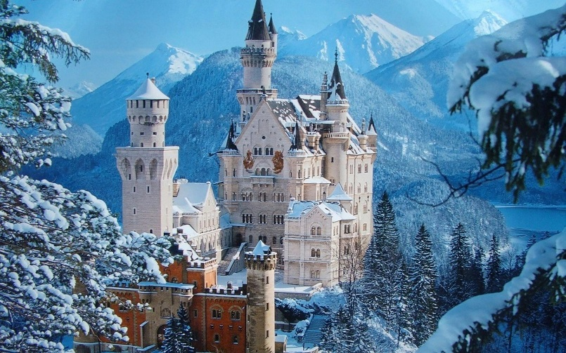 Snow-Covered Architectural Iconic Masterpieces Around the World architectural masterpieces Snow-Covered Architectural Masterpieces Around the World 5 1
