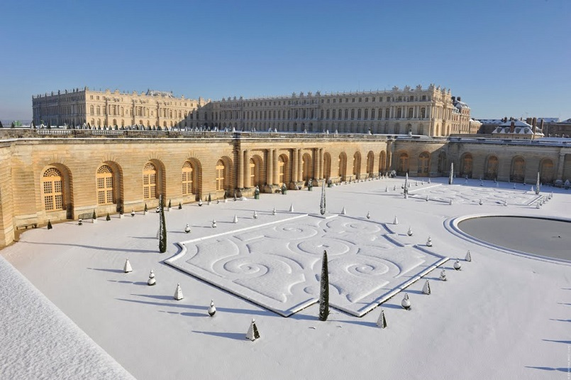 Snow-Covered Architectural Masterpieces Around the World architectural masterpieces Snow-Covered Architectural Masterpieces Around the World 6 2