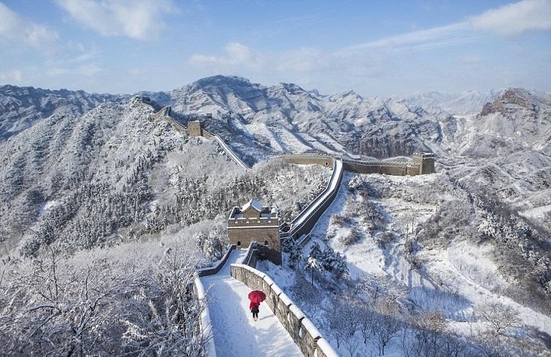 Architectural Masterpieces Around the World covered with snow architectural masterpieces Snow-Covered Architectural Masterpieces Around the World 9 1