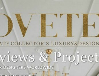 Meet the New Edition of CovetED, the Ultimate Luxury and Design Magazine