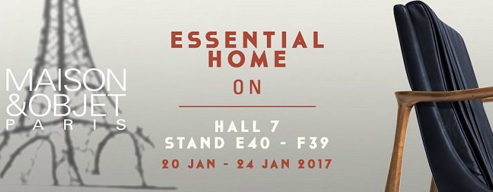 maison et objet 2017 Maison et Objet 2017: the Mid-Century Style of Essential Home feat 715x279