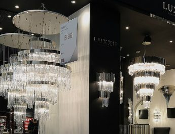 maison et objet MAISON ET OBJET PARIS 2017: IMPRESSIVE LIGHTING BY IMPRESSIVE LUXURY BRANDS feat projet 345x265