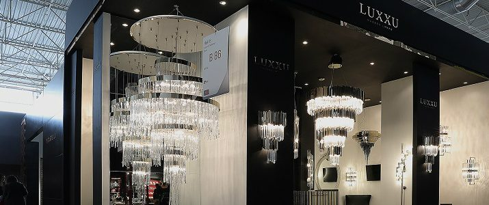 maison et objet MAISON ET OBJET PARIS 2017: IMPRESSIVE LIGHTING BY IMPRESSIVE LUXURY BRANDS feat projet 715x300