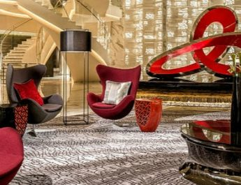 hospitality design projects Top 5 Hospitality Design Projects To See in 2017 feat 7 345x265