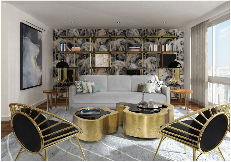Take a Sneak Peak Inside A Modern And Opulent Décor Apartment ➤To see more Unique Design Projects visit us at http://www.bestdesignprojects.com #interiordesign #salonedelmobile #isaloni #baselworldofficial Modern And Opulent Décor Apartment Take a Sneak Peak Inside A Modern And Opulent Décor Apartment 1 2