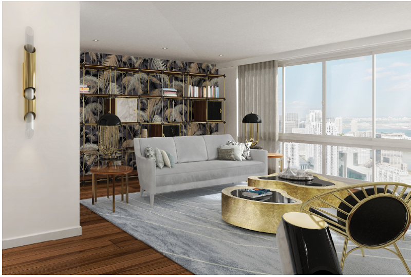 Take a Sneak Peak Inside A Modern And Opulent Décor Apartment ➤To see more Unique Design Projects visit us at http://www.bestdesignprojects.com #interiordesign #salonedelmobile #isaloni #baselworldofficial Modern And Opulent Décor Apartment Take a Sneak Peak Inside A Modern And Opulent Décor Apartment 2 1