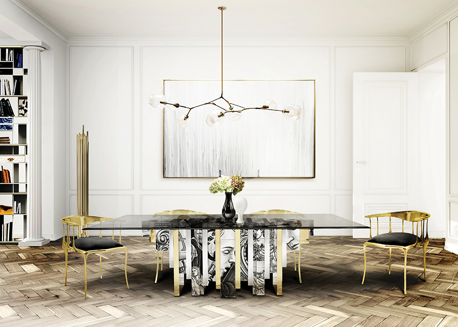 25 Fascinating Interior Design Ideas For Unique Dining Rooms ➤To see more Unique Design Projects visit us at http://www.bestdesignprojects.com #interiordesign #interiordecoration #interiordecor  unique dining rooms 25 Fascinating Interior Design Ideas For Unique Dining Rooms Dining Room Boca do Lobo 02
