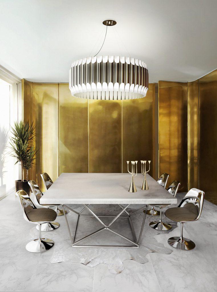 25 Fascinating Interior Design Ideas For Unique Dining Rooms unique dining rooms 25 Fascinating Interior Design Ideas For Unique Dining Rooms Dining Room Delightfull 07