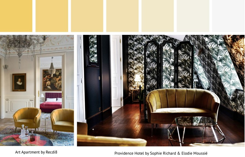 Dazzling Spring Trends by Brabbu To Improve Your Home Interior Design ➤To see more Unique Design Projects visit us at http://www.bestdesignprojects.com #interiordesign #interiordecoration #interiordecor  spring trends Dazzling Spring Trends by Brabbu To Improve Your Home Interior Design Primrose Yellow