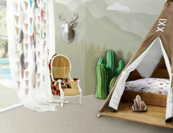 original teepee room Feel The Magic Inside The Original Teepee Room By Circu featproj 5 345x265